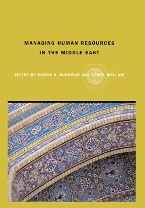 Managing Human Resources in the Middle-East: 1st Edition (Hardback) book cover