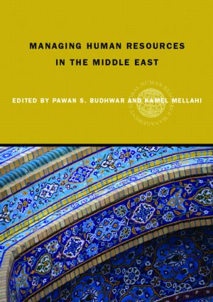Managing Human Resources in the Middle-East book cover