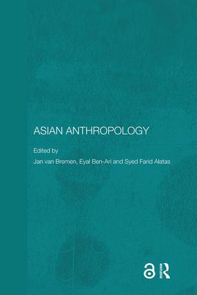 Asian Anthropology: 1st Edition (Hardback) book cover