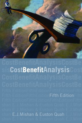 Cost-Benefit Analysis: 5th Edition (Paperback) book cover