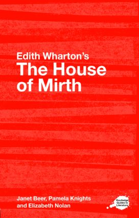 House Of Mirth (Paperback) book cover
