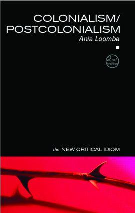 Colonialism/Postcolonialism