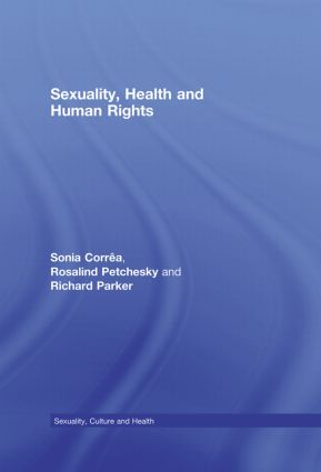 Sexuality, Health and Human Rights book cover