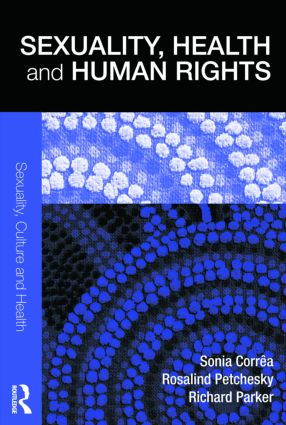 Sexuality, Health and Human Rights (Paperback) book cover