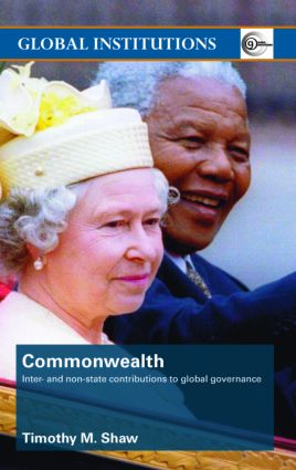 Commonwealth: Inter- and Non-State Contributions to Global Governance (Paperback) book cover