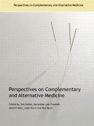 Perspectives on Complementary and Alternative Medicine: 1st Edition (Paperback) book cover
