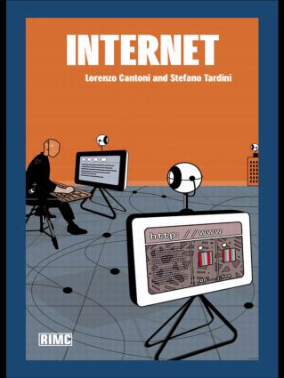 Internet book cover