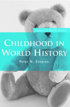 Childhood in World History (Paperback) book cover