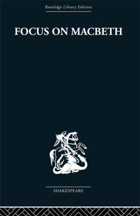 Focus on Macbeth (Hardback) book cover
