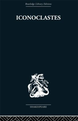 Iconocalstes: 1st Edition (Hardback) book cover