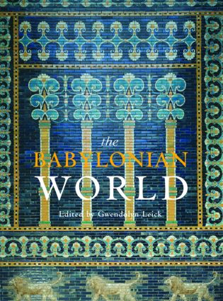 The Babylonian World book cover
