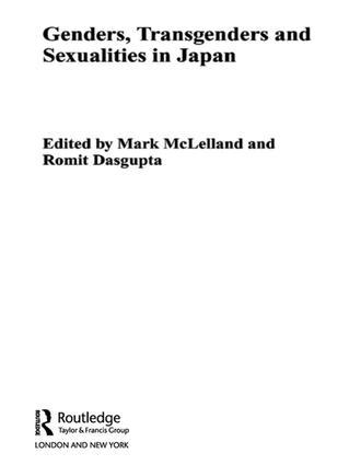 Genders, Transgenders and Sexualities in Japan book cover