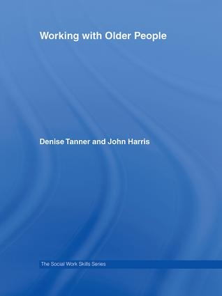 Working with Older People book cover