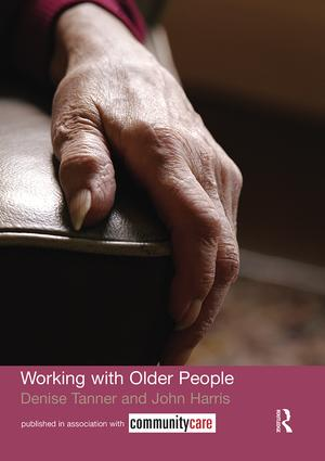 Working with Older People (Paperback) book cover