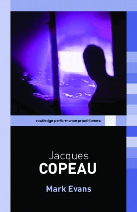 Jacques Copeau (Paperback) book cover