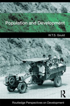 Population and Development (Paperback) book cover