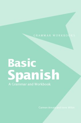 Basic Spanish: A Grammar and Workbook (Paperback) book cover