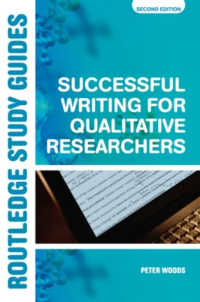 Successful Writing for Qualitative Researchers: 2nd Edition (Paperback) book cover