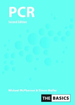 PCR book cover