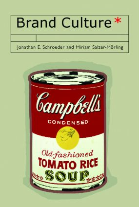 Brand Culture (Paperback) book cover