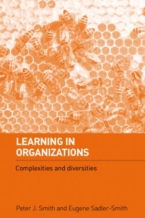 Learning in Organizations: Complexities and Diversities (Paperback) book cover