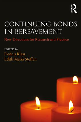 Continuing Bonds in Bereavement: New Directions for Research and Practice book cover