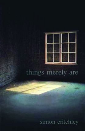 Things Merely Are: Philosophy in the Poetry of Wallace Stevens (Paperback) book cover