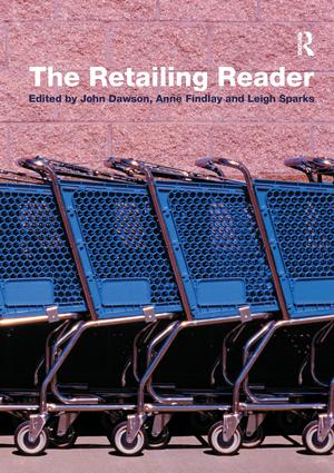 The Retailing Reader (Paperback) book cover