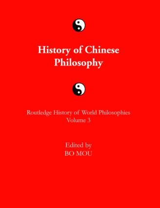 The Routledge History of Chinese Philosophy book cover