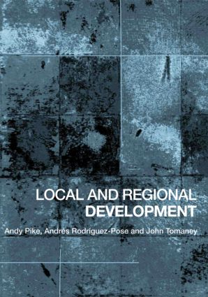 Local and Regional Development (Paperback) book cover
