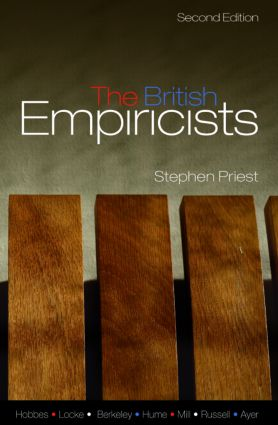 The British Empiricists: 2nd Edition (Paperback) book cover