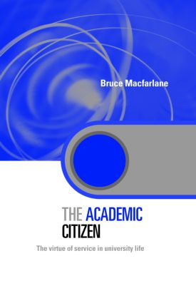 Recovering academic citizenship