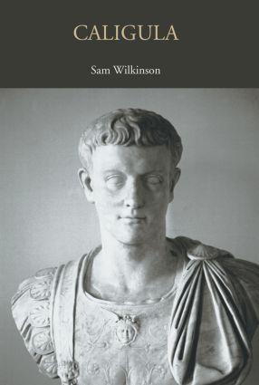 Caligula: 1st Edition (Hardback) book cover