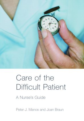 Care of the Difficult Patient: A Nurse's Guide book cover