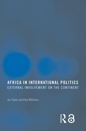 Africa in International Politics: External Involvement on the Continent (Paperback) book cover