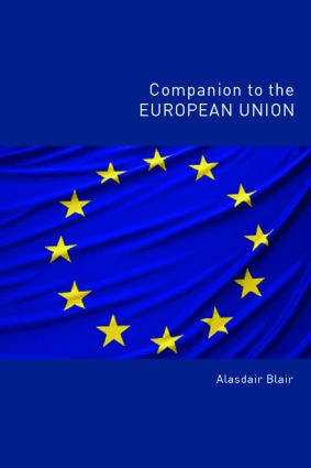 Companion to the European Union (Paperback) book cover