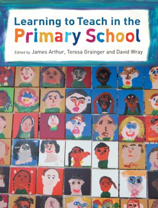Learning to Teach in the Primary School book cover