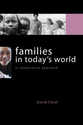 Families in Today's World: A Comparative Approach book cover