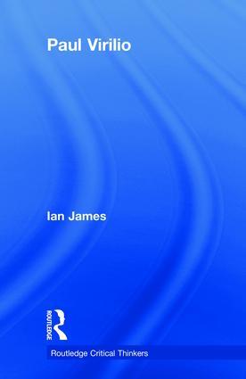 Paul Virilio book cover