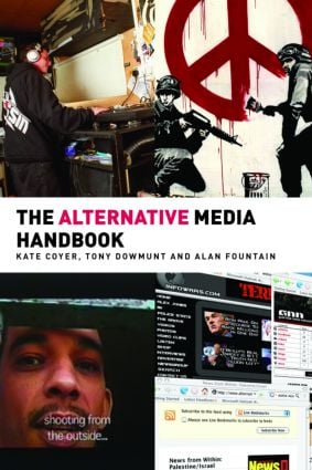 The Alternative Media Handbook (Paperback) book cover