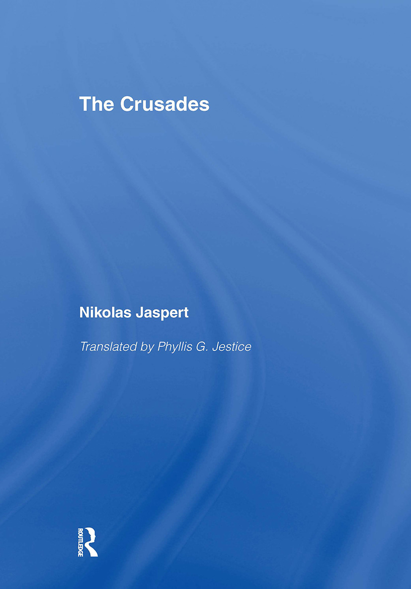 The Crusades: 1st Edition (Hardback) book cover