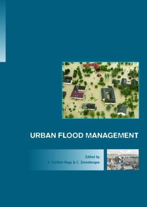 Urban Flood Management: Introduction - 1st International Expert Meeting on Urban Flood Management, 1st Edition (Hardback) book cover