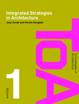 Integrated Strategies in Architecture (Paperback) book cover