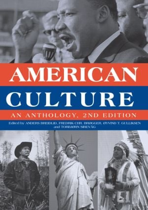 American Culture: An Anthology, 2nd Edition (Paperback) book cover