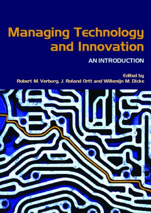 Managing Technology and Innovation: An Introduction, 1st Edition (Paperback) book cover