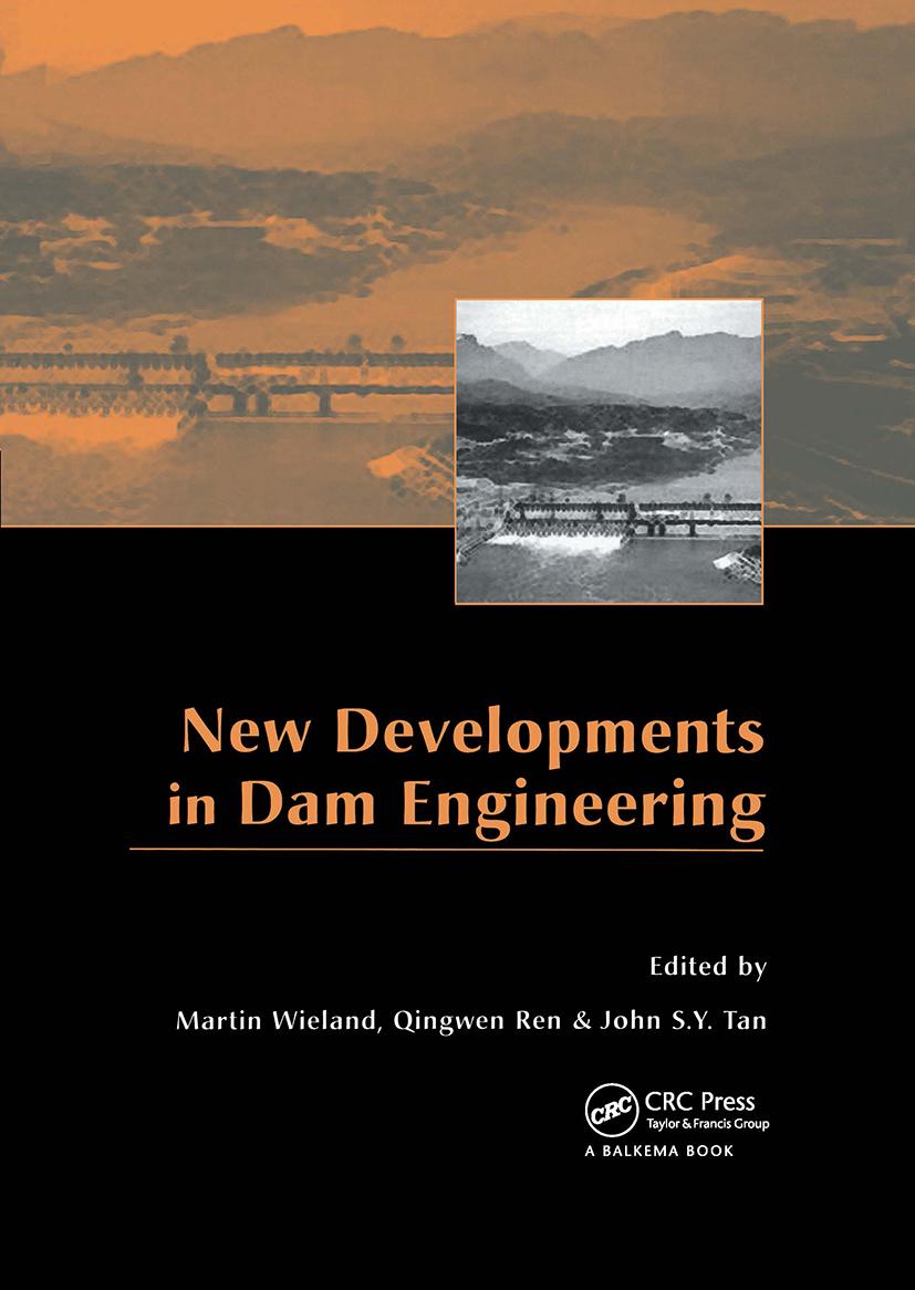 New Developments in Dam Engineering