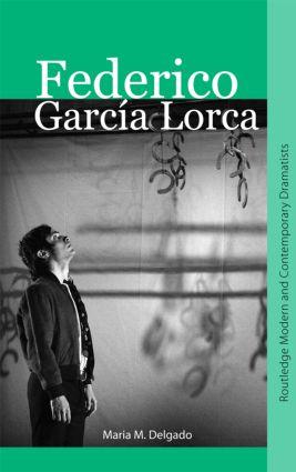 Federico García Lorca book cover