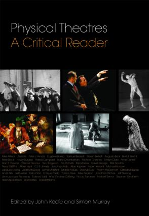 Physical Theatres: A Critical Reader (Paperback) book cover
