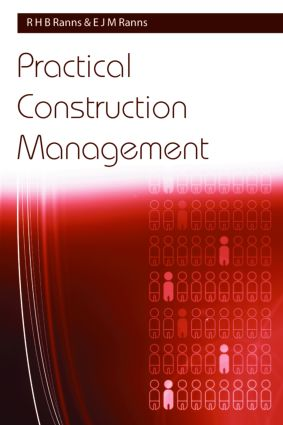 Practical Construction Management: 2nd Edition (Paperback) book cover
