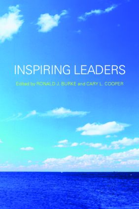Inspiring Leaders (Paperback) book cover